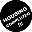 housing completed